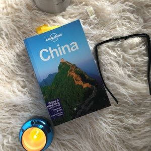 Lonely Planet - China 12th edition